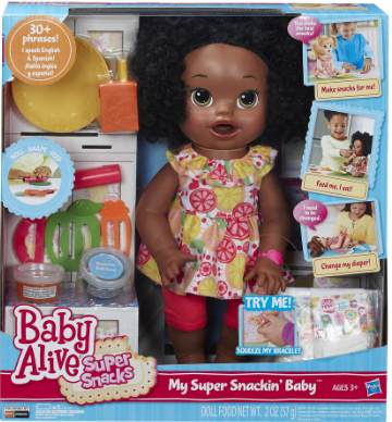 Baby Alive or Not So Much?