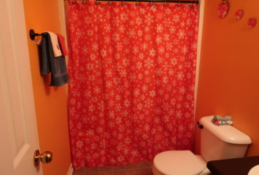 Redecorate Your Bathroom For Less Than $20 For The Holidays!