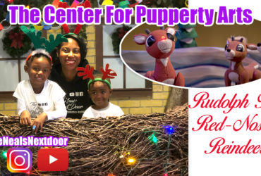 Rudolph The Red-Noised Reindeer – Center For Puppetry Arts